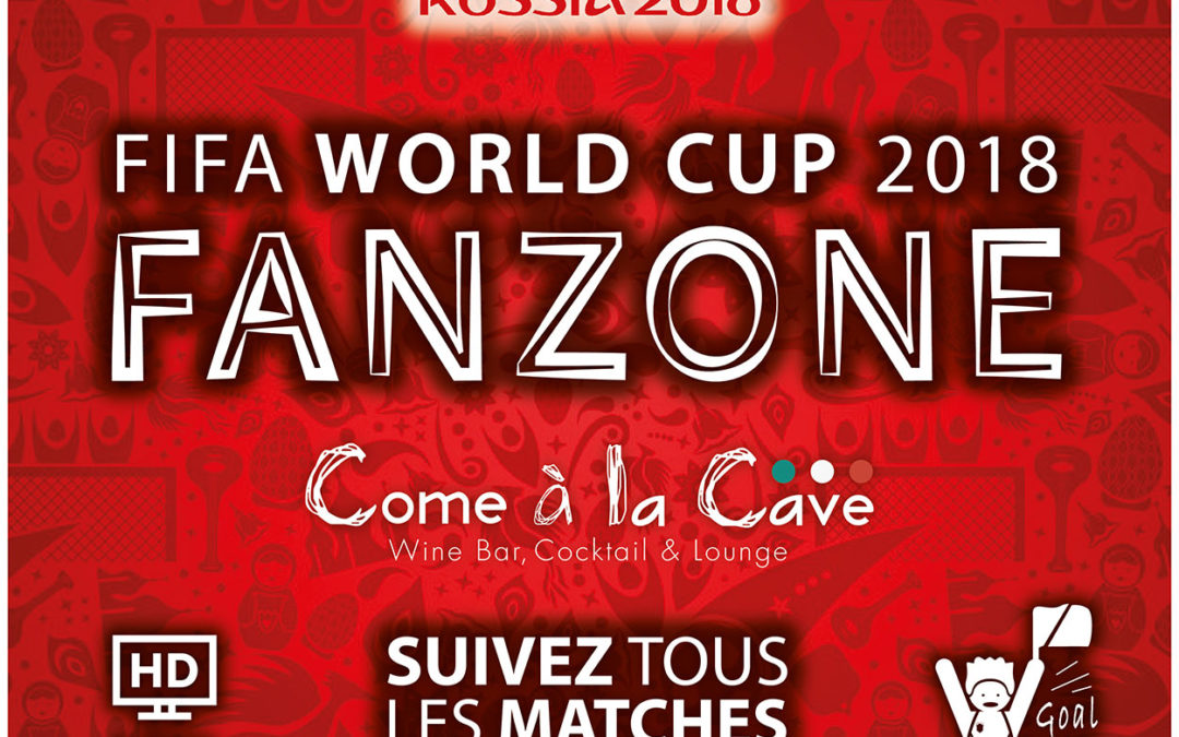 FANZONE / FIFA WORLD CUP 2018
